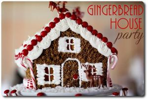 Gingerbread House Party Promo Pic